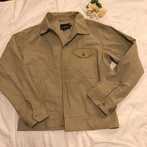 J. Crew men's utility jacket
